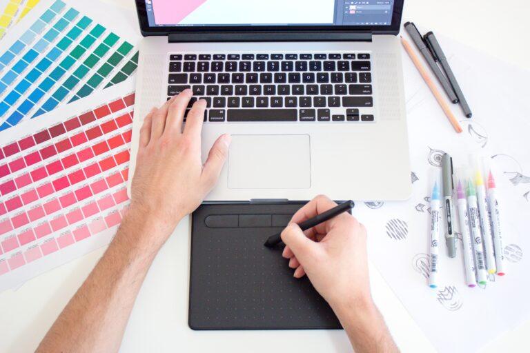 Grafisk designer